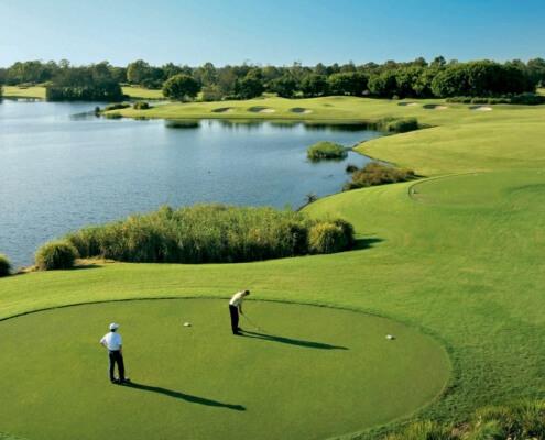 Gold Coast Golf Courses